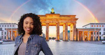 Frauen aus der Dominikanischen Republik in Berlin treffen
