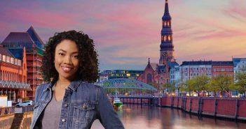 Frauen aus der Dominikanischen Republik in Hamburg treffen