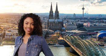 Frauen aus der Dominikanischen Republik in Köln treffen
