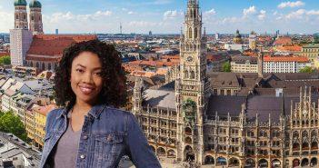 Frauen aus der Dominikanischen Republik in München treffen